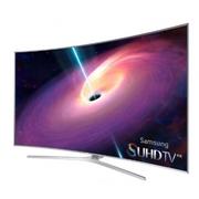 Samsung 4K SUHD JS9000 Series Curved Smart TV - 65