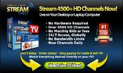 Watch TV Online - Watch over 4500 HDTV on your PC